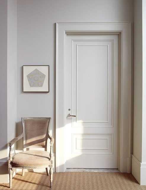 Белые двери купить в Красноярске
