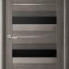 Барселона кедр серый черное стекло