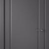Дверь Гланта 57ДГ06 графит