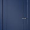Дверь Гланта 57ДГ09 синий