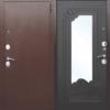 Дверь входная ампир венге с зеркалом
