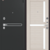 дверь входная стальная LUX-3 лиственница светлая