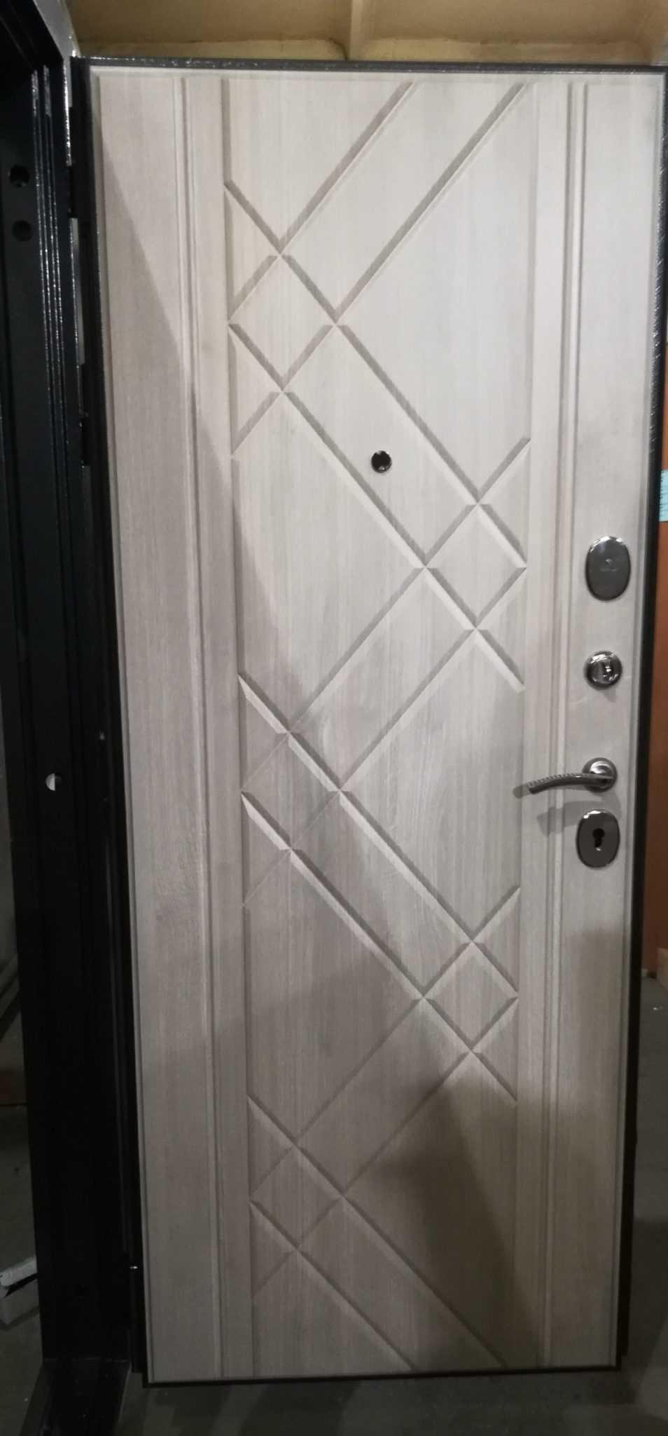 дверь Эталон Х30 седой дуб
