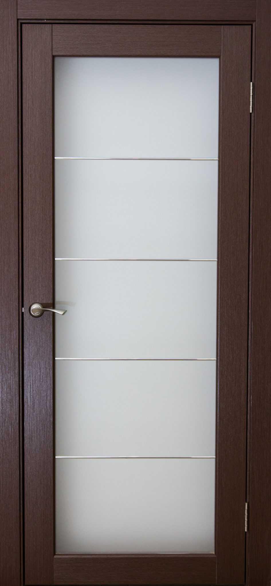 дверь Легро с молдингом венге