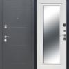 входная дверь гарда с зеркалом фальцет
