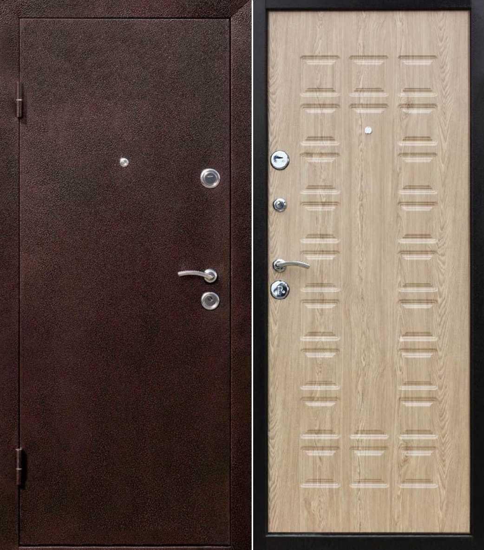 Входная дверь Йошкар ель карпатская.