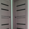 дверь 302 софт грей в интерьере