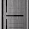 дверь S22 Дуб Эдисон серый 3D